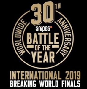 BATTLE OF THE YEAR 2019 結果速報!【BOTY 2019の覇者は?】